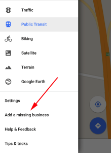 add-local-business-google-maps-app