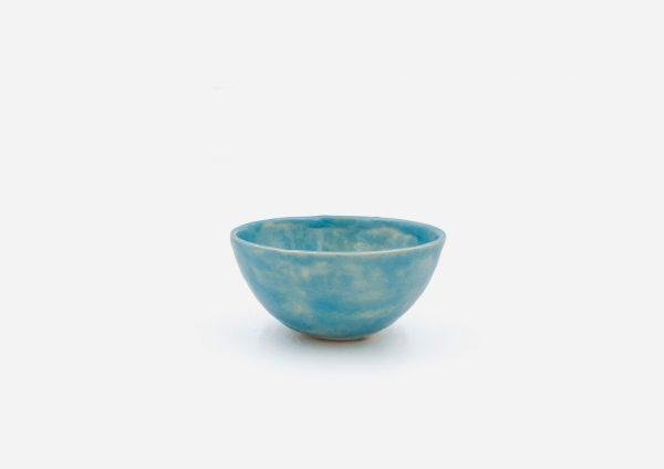 Bowl Con Molde. Azul Celeste. (Xs)