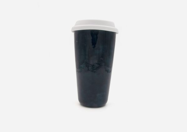 Keep Cup. Azul Oscuro. (L)
