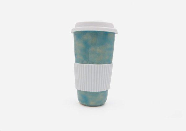 Keep Cup. Azul Celeste. (L)