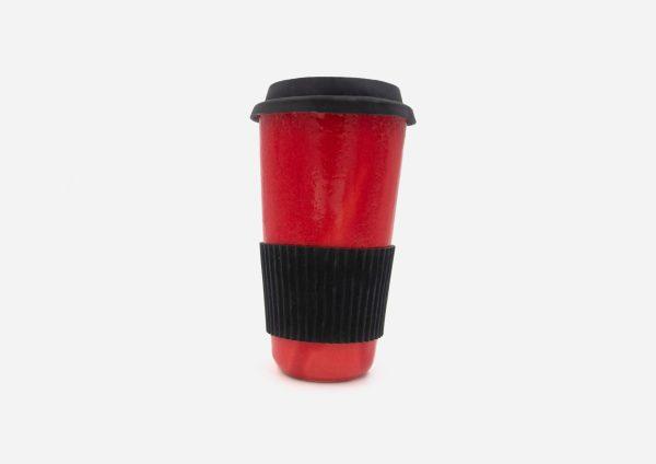 Keep Cup. Rojo. (L)
