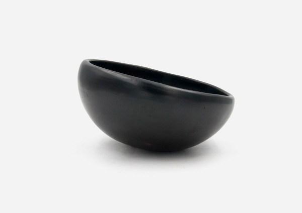 Plato Vajilla Carbono. Negro. (Sopa)