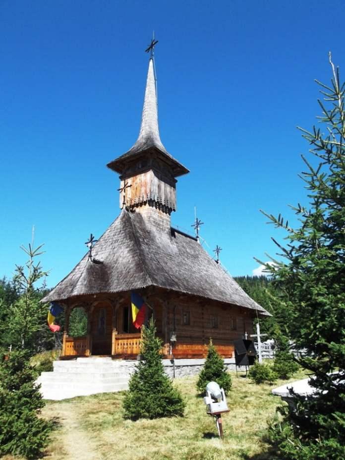 """Biserica Ortodoxă a Stațiunii Rânca cu Hramul """"Nașterea Maicii Domnului"""""""