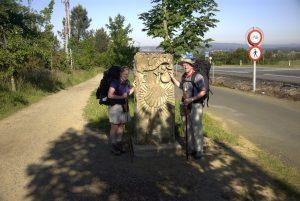 On the Camino de Santiago