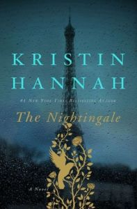 Open Afternoon Book Club (The Nightingale by Kristin Hannah)