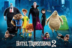Movie: Hotel Transylvania 2
