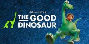 Movie: The Good Dinosaur