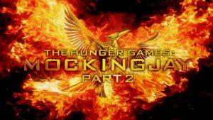 Movie: The Hunger Games: Mockingjay Pt 2