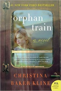 Open Afternoon Book Club (Orphan Train by Christina Baker Kline)