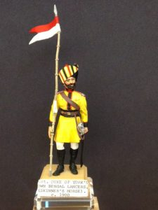 Ralph D'Mello Demonstration: How to Make Miniature Soldiers