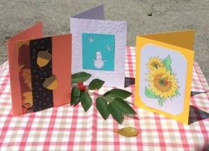 Seasonal Card Workshop with Jeanette Robertson