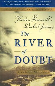 Evening Open Book Club (River of Doubt by Candace Millard)