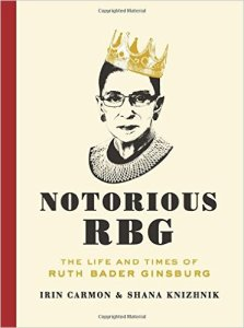 Afternoon Open Book Club (Notorious RBG by Irin Carmon)