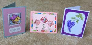 Card Making Class