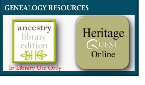 Link to Genealogy Resources