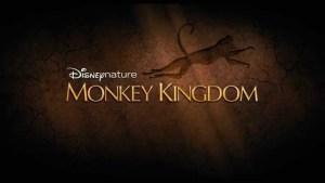 Movie: Monkey Kingdom
