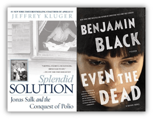 Evening Open Book Club (Even the Dead/Splendid Solution)