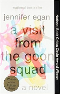 Evening Open Book Club (A Visit from the Goon Squad by Jennifer Egan)