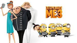 Movie: Despicable Me 3
