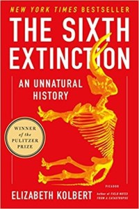 Evening Open Book Club (The Sixth Extinction by Elizabeth Kolbert)