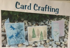 Card Crafting with Jeanette Robertson