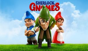 Movie: Sherlock Gnomes