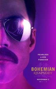 Movie: Bohemian Rhapsody