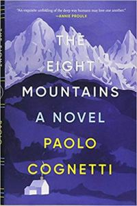 Afternoon Open Book Club ( The Eight Mountains by Paolo Cognetti)