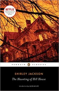 Evening Open Book Club (The Haunting of Hill House by Shirley Jackson)