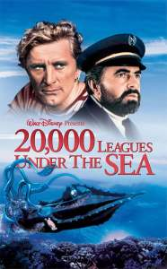 Movie: 20,000 Leagues Under the Sea (50s' Move Matinee)