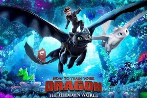 "Movie- How to Train Your Dragon: ""The Hidden World"""
