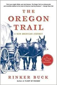 Afternoon Open Book Club (The Oregon Trail by Rinker Buck)