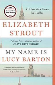 Evening Open Book Club (My Name is Lucy Barton by Elizabeth Strout)