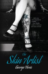 Author Visit: The Skin Artist by George Hovis