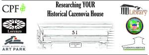 Researching Your Historical Cazenovia House- Virtual Panel Discussion