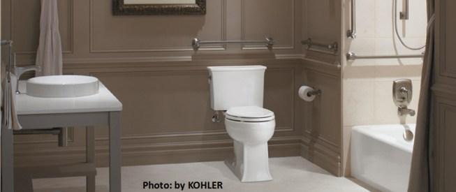 KOHLER's Aging-in-Place line