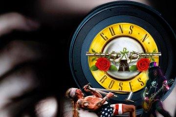 Guns n' Roses y fotografía
