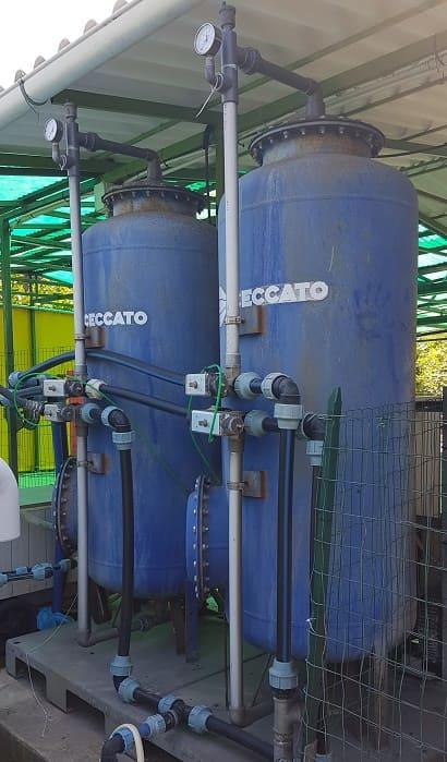 Depuratore Ceccato Water Saver