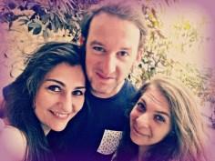 Festival OFF d'Avignon avec Déborah Esther et Florian Maubert dans Des accordés