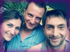 Festival OFF d'Avignon avec Stéphane Titeca et Alexis Desseaux dans Le Choix des âmes