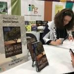 Denise Getson Signing