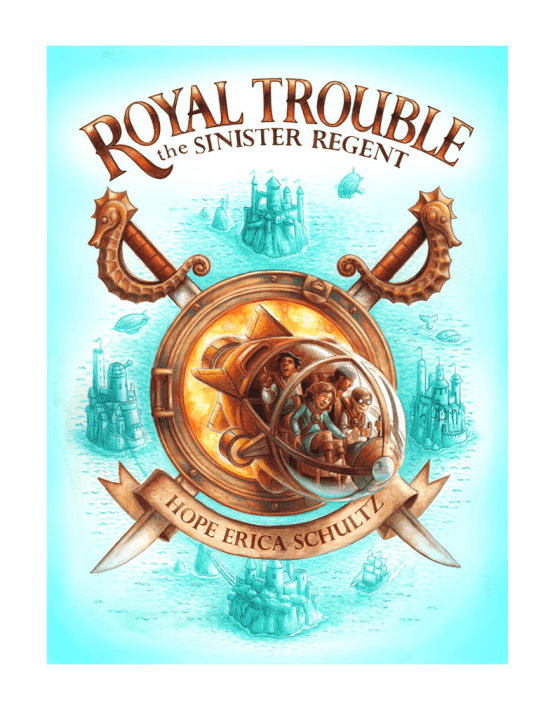 Royal Trouble #1