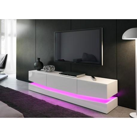 meuble tele bas design miami