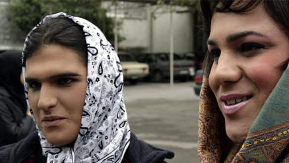 Iran sexuality laws