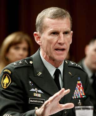 U.S. Commander in Afghanistan Gen. Stanley McChrystal is only one of several voices President Obama is listening to.