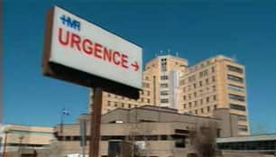 The emergency room at Maisonneuve-Rosemont Hospital in Montreal  was at 200 per cent capacity when Mariette Fournier arrived there on  Feb. 18.