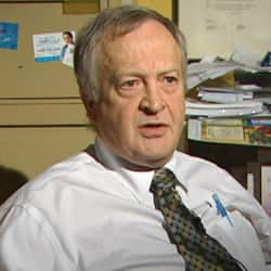 Dr. Paul Bonisteel is concerned about the affect the departure of specialists will have on patient care in N.L.