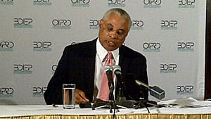 Gerry McNeilly, chief of Ontario's Office of the Independent Police Review Director, is heading up a series of reports into the tumultuous G20 protests in Toronto during June 2010.