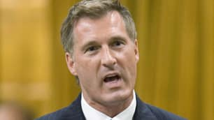 Maxime Bernier said in July his office received about 1,000 complaints a day about the mandatory long-form census when he oversaw it in 2006 as industry minister.