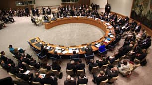 Voting for two UN Security Council seats began Tuesday in New York.